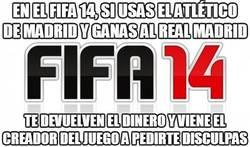 Enlace a Trucos del FIFA