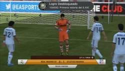 Enlace a Logro oculto FIFA 13