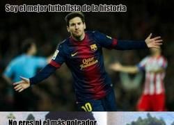 Enlace a Trolleando a Messi