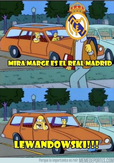 123381 - Mira marge, el Real Madrid