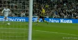 Enlace a GIF: Gol de Benzema ¿Gol de la remontada o el de la honra?