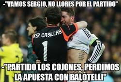 Enlace a No llores, Sergio