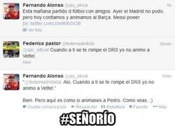 Enlace a Fernando, todo un señor