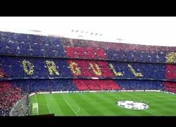 Enlace a VÍDEO: Ante todo, orgullosos del Barça