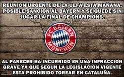 Enlace a Reunión urgente de la UEFA