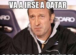 Enlace a Va a irse a Qatar