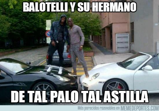 126609 - Balotelli y su hermano