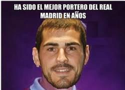 Enlace a Bad Luck Casillas