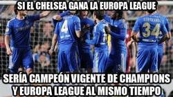 Enlace a Chelsea, posible multi-campeón