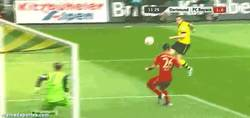 Enlace a [GIF] Gol de Kevin Großkreutz (1-0)