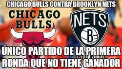 Enlace a Chicago Bulls Contra Brooklyn Nets