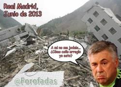Enlace a Lo que se encontrará Ancelotti