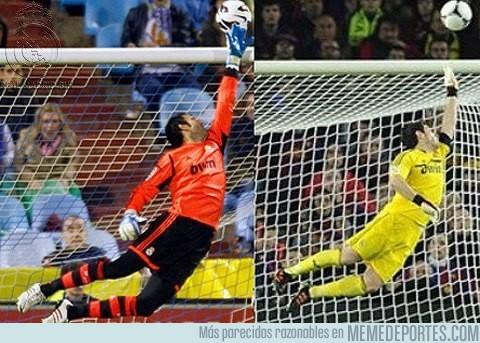127401 - ¿Diego López o Iker Casillas?
