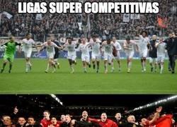 Enlace a Ligas super competitivas
