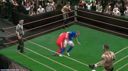 Enlace a GIF: Luis Suárez en el ring