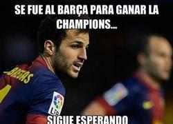 Enlace a Se fue al Barça para ganar la Champions