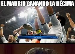 Enlace a El Madrid ganando la décima