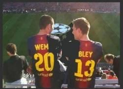 Enlace a Wembley 2013