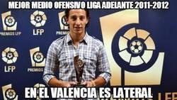 Enlace a Mejor medio ofensivo liga Adelante 2011-2012