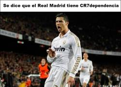 Enlace a ¡CR7dependencia en toda regla!