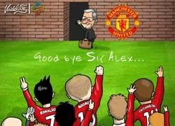 Enlace a Goodbye Sir Alex