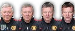 Enlace a El paso de Alex Ferguson a David Moyes en el Manchester United