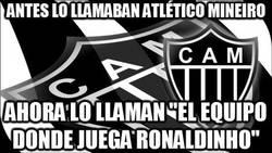Enlace a Antes lo llamaban Atlético Mineiro