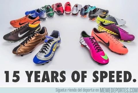 129934 - 15 años de Nike Mercurial