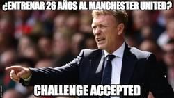 Enlace a ¿Entrenar 26 años al Manchester United?