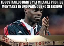 Enlace a Balotelli, soluciones para todo