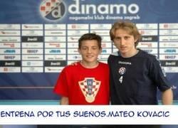 Enlace a Mateo Kovacic ha cumplido su sueño