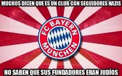 Enlace a Muchos dicen que es un club con seguidores nazis