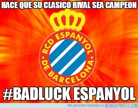 130844 - Bad luck Espanyol