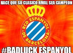 Enlace a Bad luck Espanyol