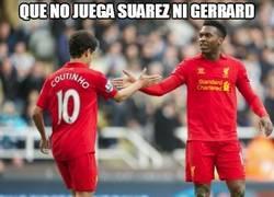 Enlace a ¿Que no juega Suárez ni Gerrard?