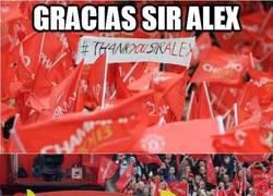 Enlace a Gracias Sir Alex