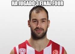 Enlace a Ha jugado 3 Final Four
