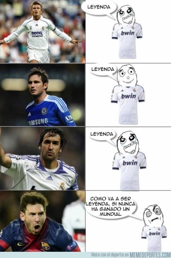 132004 - Lógica de los haters de Messi