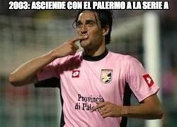 Enlace a 2003: Asciende con el Palermo a la serie A