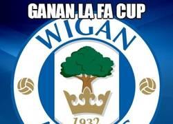 Enlace a Ganan la FA Cup