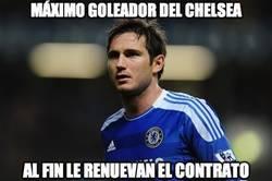 Enlace a Máximo goleador del Chelsea