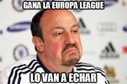 Enlace a Gana la Europa League