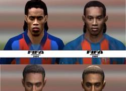 Enlace a Ronaldinho FIFA04 - FIFA13