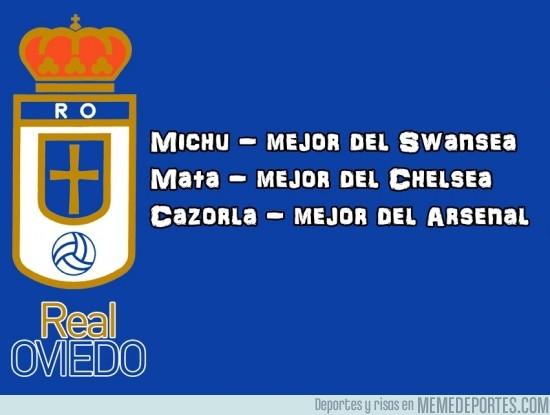 133882 - Michu, Cazorla y Mata