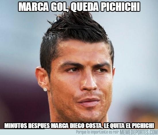 134043 - Marca gol, queda pichichi