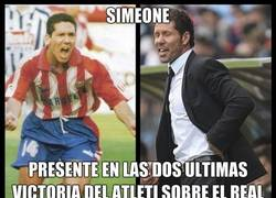 Enlace a Simeone, el antídoto anti-Madrid