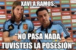 Enlace a Xavi a Ramos
