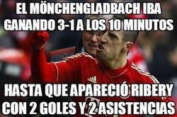 Enlace a El Mönchengladbach iba ganando 3-1 a los 10 minutos