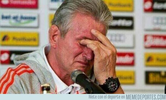 134888 - Se despide del Bayern con lágrimas, ¡grande Jupp!