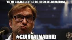 Enlace a ''No me gusta el estilo de juego del Barcelona''